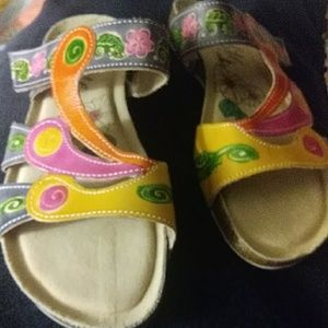Corkeys elite sandal